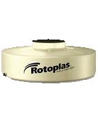 Tanques de agua Rotoplas Flat