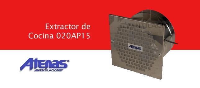 Extractor de Cocina 020AP15