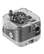 Interruptor de presión de Gas / Aires DG