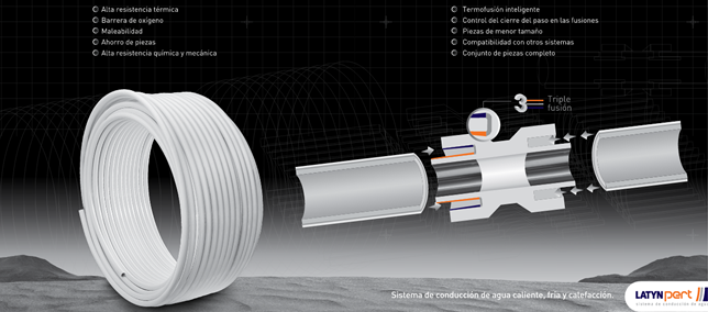 Sistema Latynpert tubos