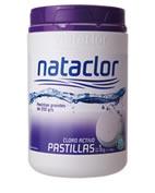 Cloro Pastillas 200 gr. Nataclor